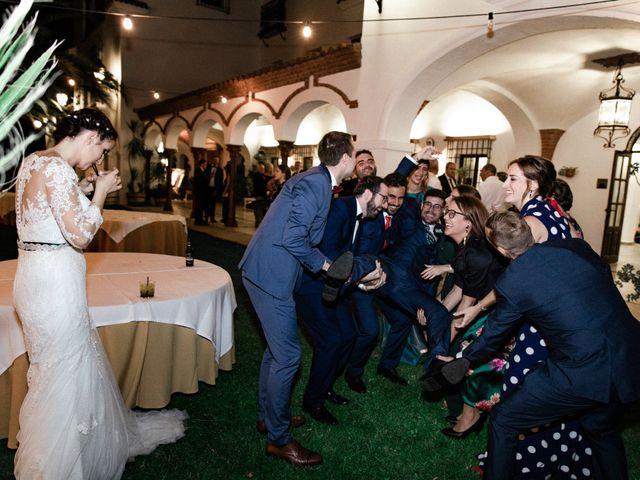 La boda de Francisco y Natalia en Bienvenida, Badajoz 110