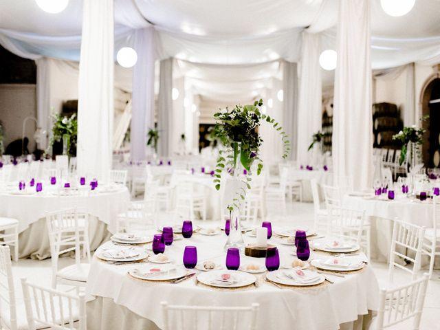 La boda de Francisco y Natalia en Bienvenida, Badajoz 111