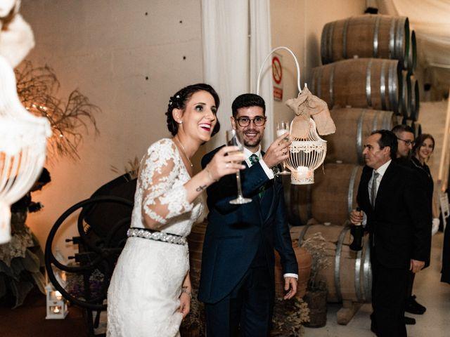 La boda de Francisco y Natalia en Bienvenida, Badajoz 112