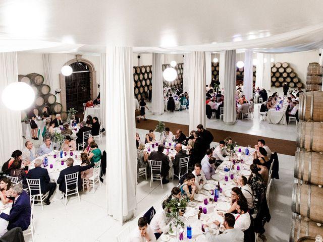 La boda de Francisco y Natalia en Bienvenida, Badajoz 114