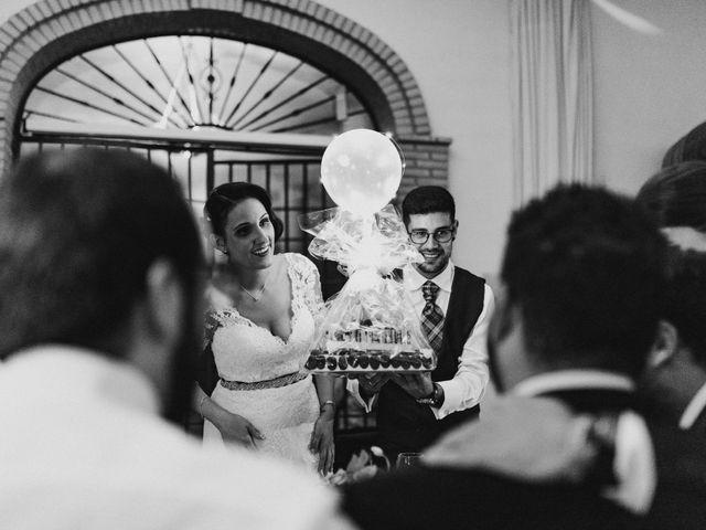 La boda de Francisco y Natalia en Bienvenida, Badajoz 117