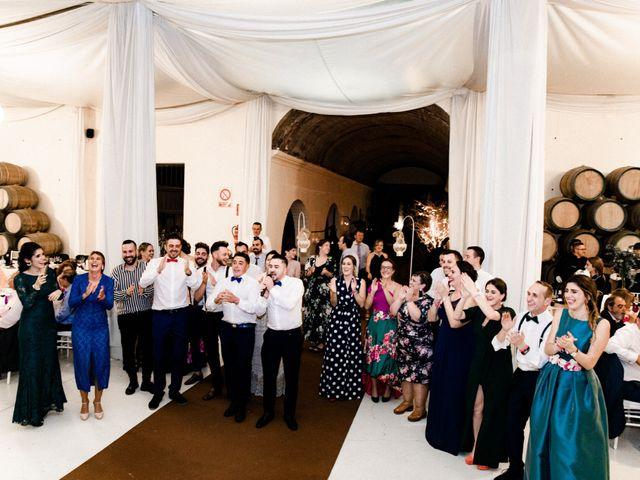 La boda de Francisco y Natalia en Bienvenida, Badajoz 119