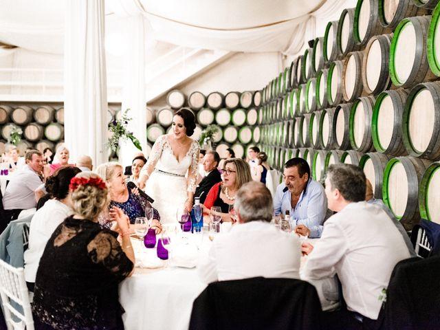 La boda de Francisco y Natalia en Bienvenida, Badajoz 121