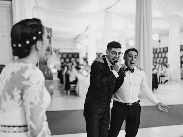 La boda de Francisco y Natalia en Bienvenida, Badajoz 125