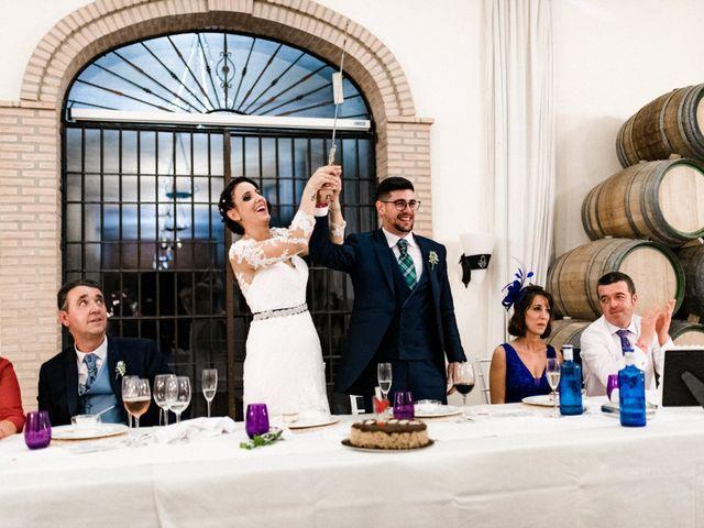 La boda de Francisco y Natalia en Bienvenida, Badajoz 126