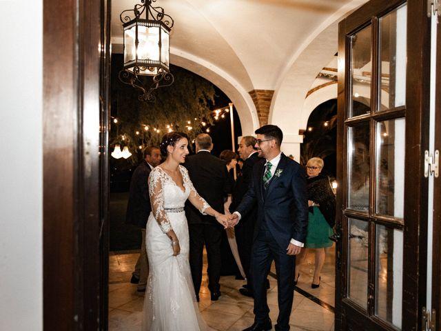 La boda de Francisco y Natalia en Bienvenida, Badajoz 130