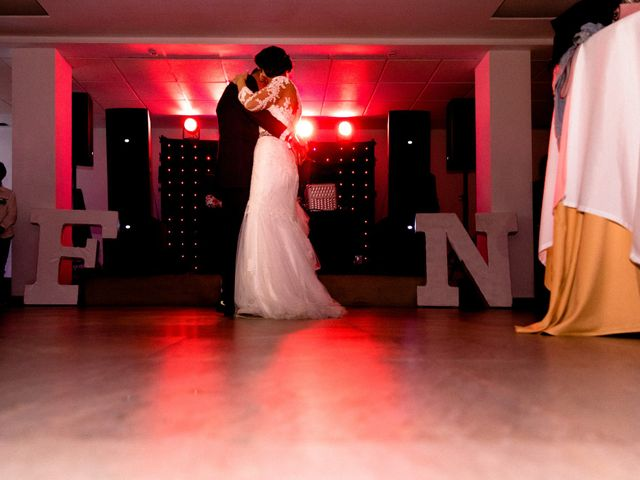 La boda de Francisco y Natalia en Bienvenida, Badajoz 133
