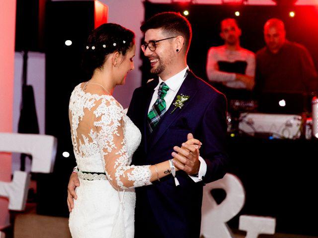 La boda de Francisco y Natalia en Bienvenida, Badajoz 134