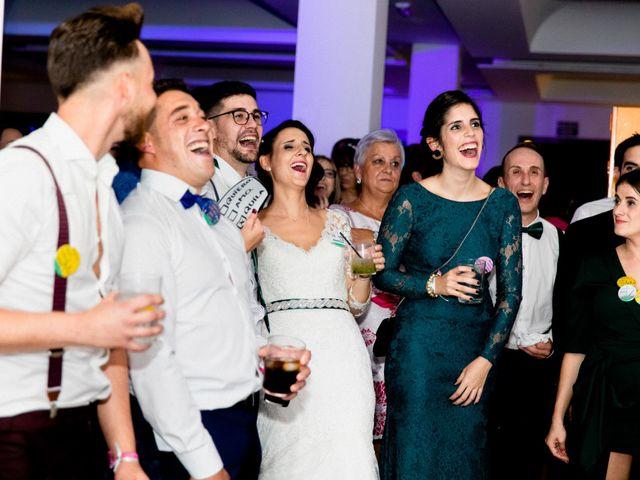 La boda de Francisco y Natalia en Bienvenida, Badajoz 139