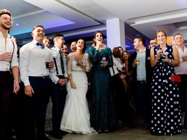 La boda de Francisco y Natalia en Bienvenida, Badajoz 140