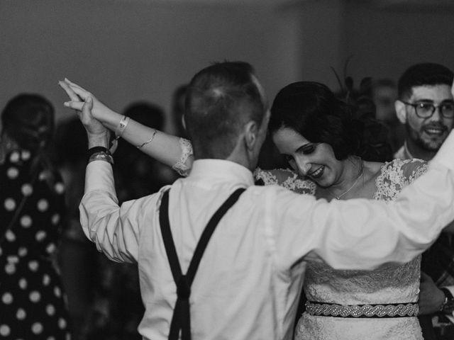 La boda de Francisco y Natalia en Bienvenida, Badajoz 153