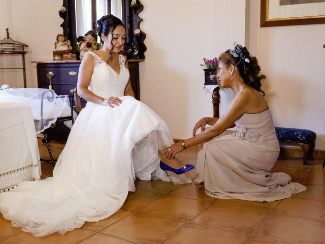 La boda de Armando y Ana en Atarfe, Granada 1