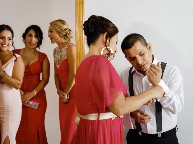La boda de Armando y Ana en Atarfe, Granada 2