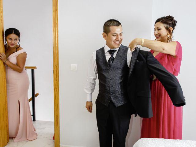La boda de Armando y Ana en Atarfe, Granada 27