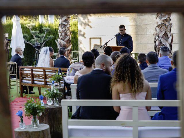 La boda de Armando y Ana en Atarfe, Granada 38