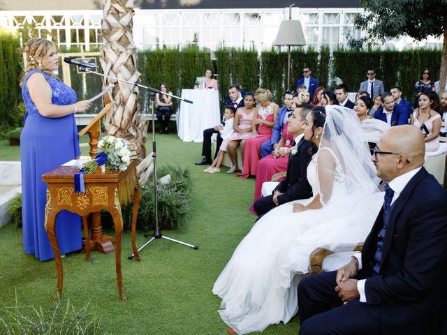 La boda de Armando y Ana en Atarfe, Granada 41
