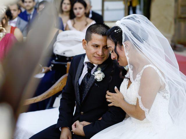 La boda de Armando y Ana en Atarfe, Granada 43