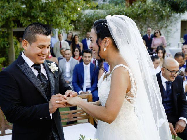 La boda de Armando y Ana en Atarfe, Granada 44