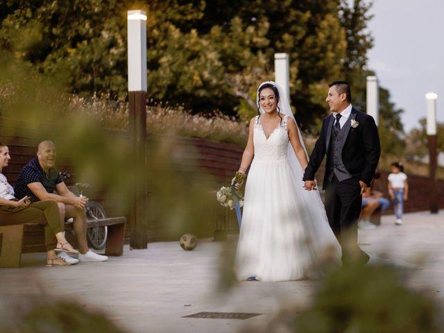 La boda de Ana y Armando