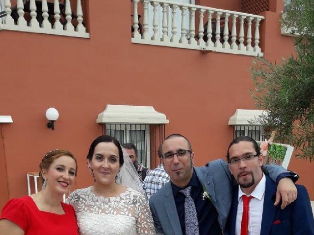 La boda de Juan Miguel y Sonia en Algeciras, Cádiz 4