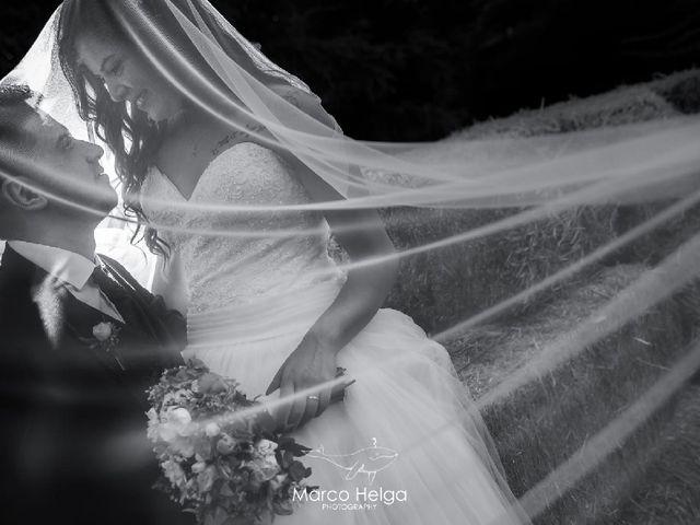 La boda de Andrea y Héctor