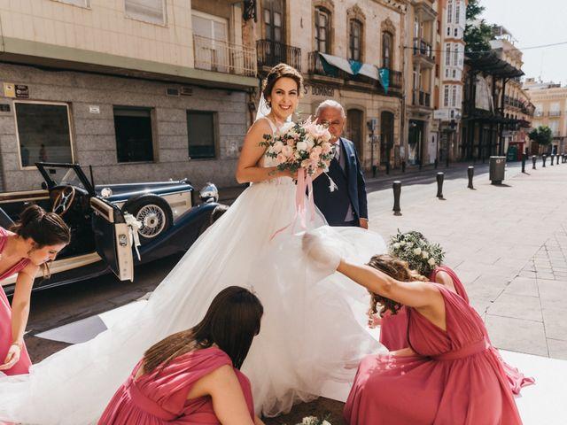 La boda de Javier y Laura en Almería, Almería 5