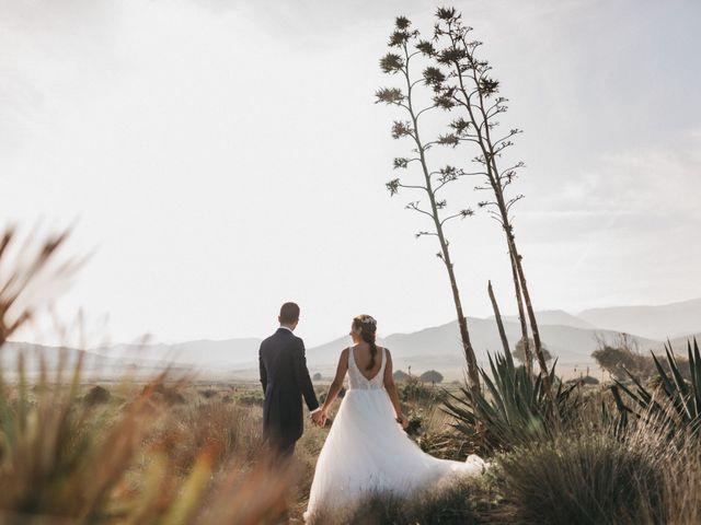 La boda de Javier y Laura en Almería, Almería 11