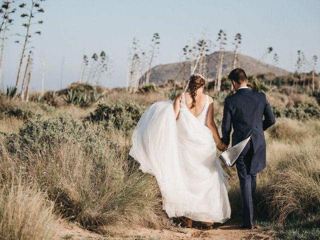 La boda de Javier y Laura en Almería, Almería 12