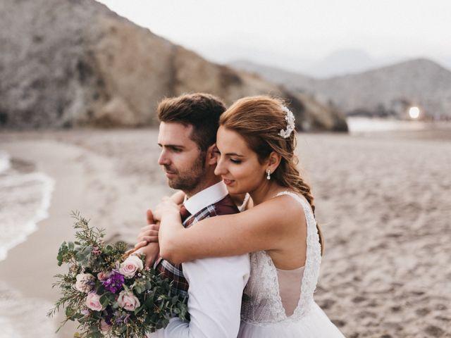 La boda de Javier y Laura en Almería, Almería 14