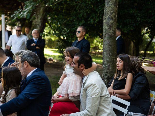 La boda de Pablo y Marta en Vilagarcía de Arousa, Pontevedra 75