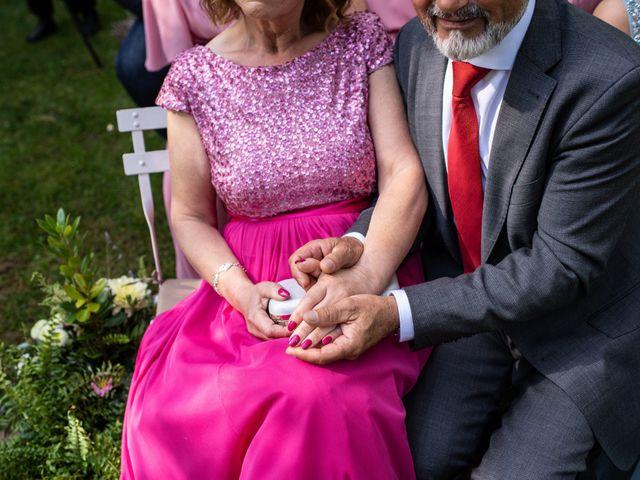 La boda de Pablo y Marta en Vilagarcía de Arousa, Pontevedra 79