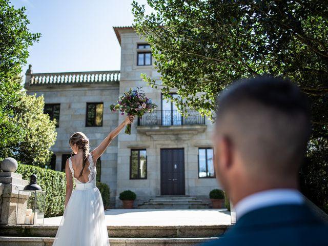 La boda de Pablo y Marta en Vilagarcía de Arousa, Pontevedra 101