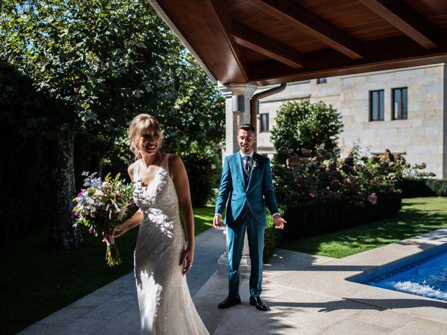La boda de Pablo y Marta en Vilagarcía de Arousa, Pontevedra 111