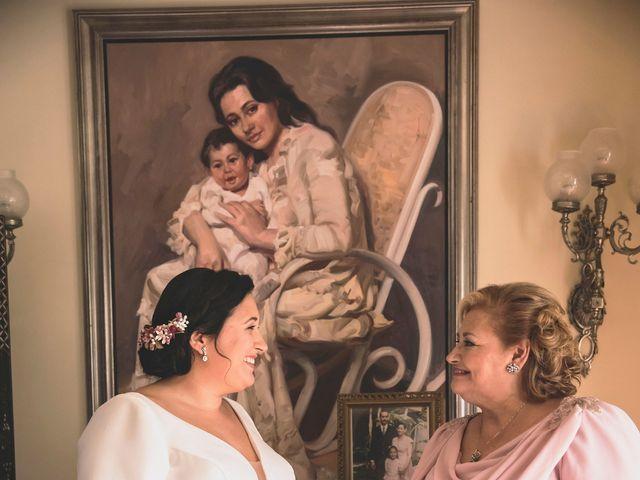 La boda de Cristóbal y Patricia en Cartama, Málaga 11
