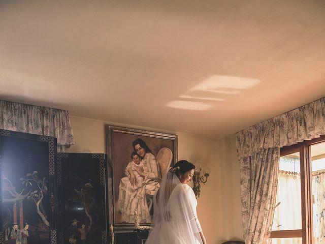 La boda de Cristóbal y Patricia en Cartama, Málaga 17