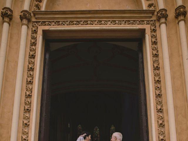 La boda de Cristóbal y Patricia en Cartama, Málaga 22