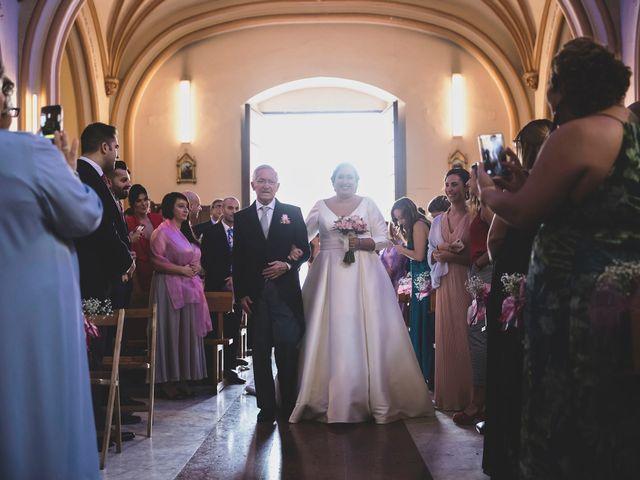 La boda de Cristóbal y Patricia en Cartama, Málaga 23