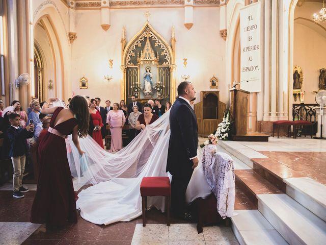 La boda de Cristóbal y Patricia en Cartama, Málaga 24