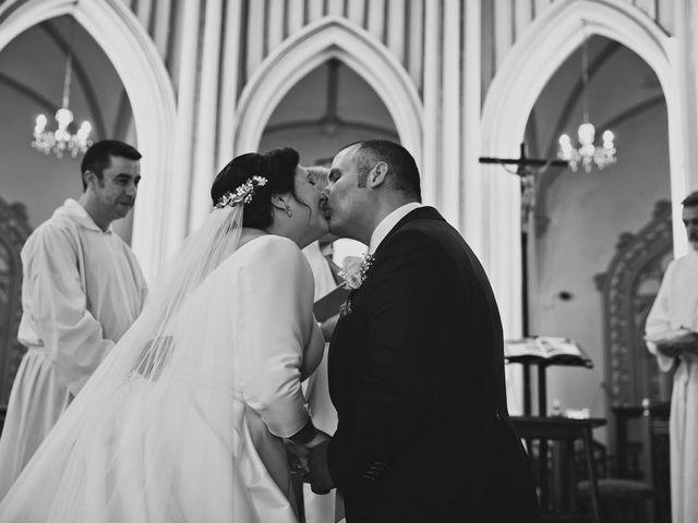 La boda de Cristóbal y Patricia en Cartama, Málaga 28