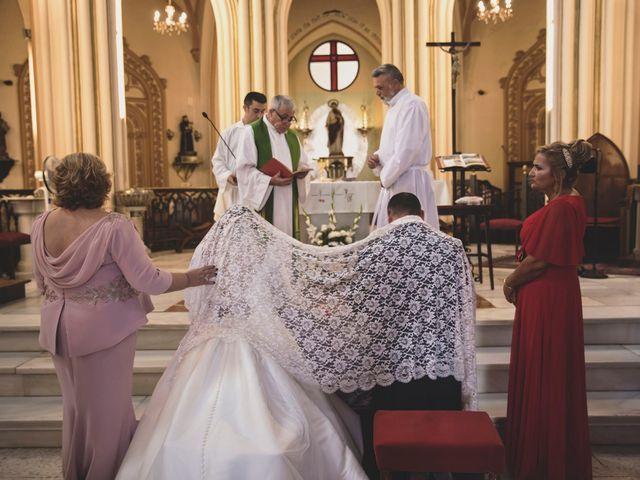 La boda de Cristóbal y Patricia en Cartama, Málaga 29