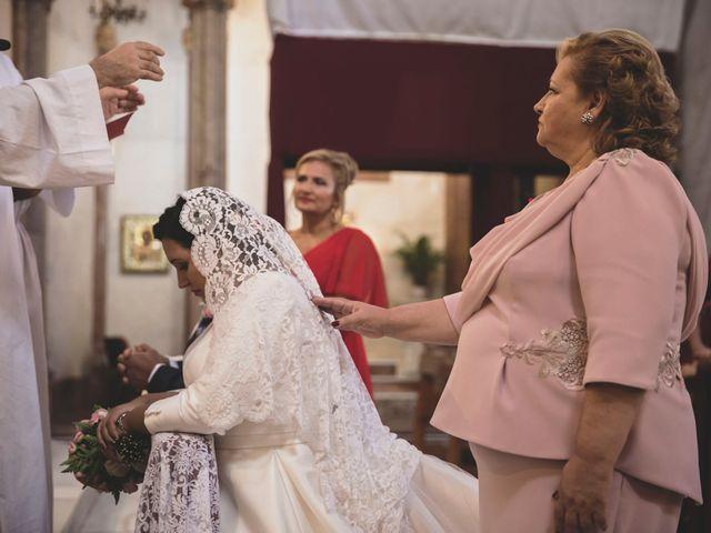 La boda de Cristóbal y Patricia en Cartama, Málaga 30