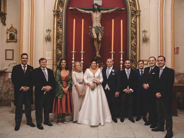 La boda de Cristóbal y Patricia en Cartama, Málaga 31