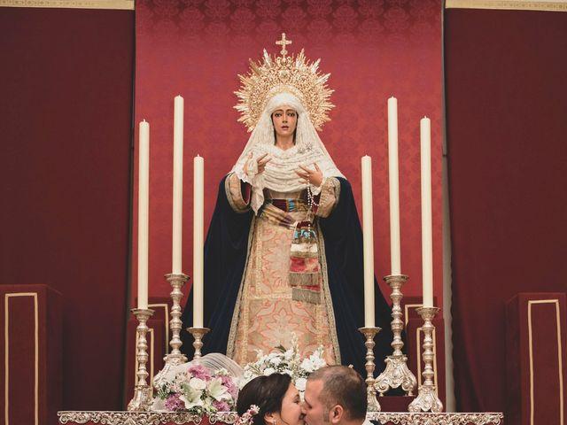 La boda de Cristóbal y Patricia en Cartama, Málaga 32