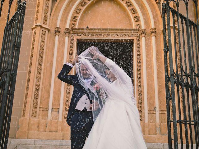 La boda de Cristóbal y Patricia en Cartama, Málaga 34