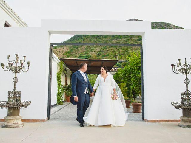 La boda de Cristóbal y Patricia en Cartama, Málaga 36