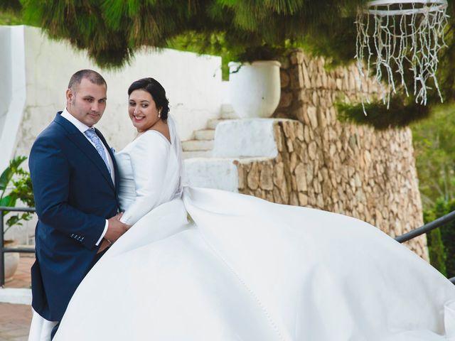 La boda de Cristóbal y Patricia en Cartama, Málaga 40