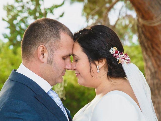 La boda de Cristóbal y Patricia en Cartama, Málaga 41
