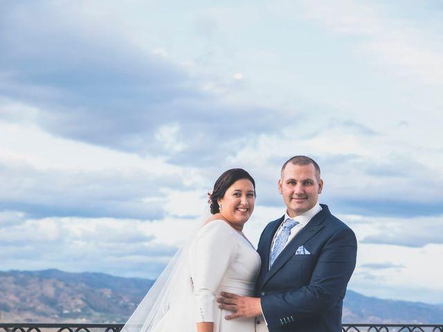 La boda de Cristóbal y Patricia en Cartama, Málaga 43