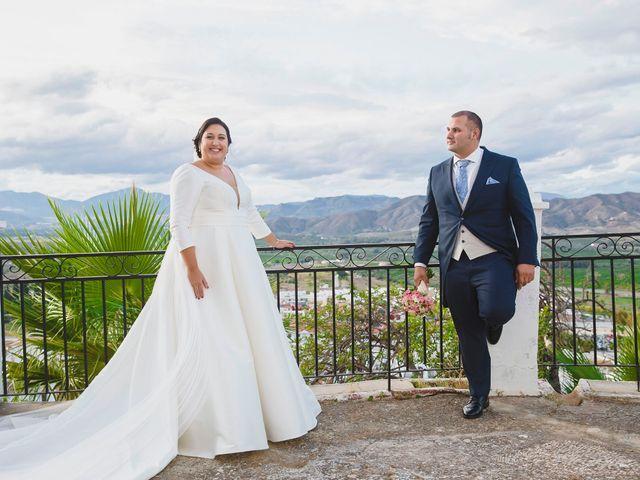 La boda de Cristóbal y Patricia en Cartama, Málaga 44