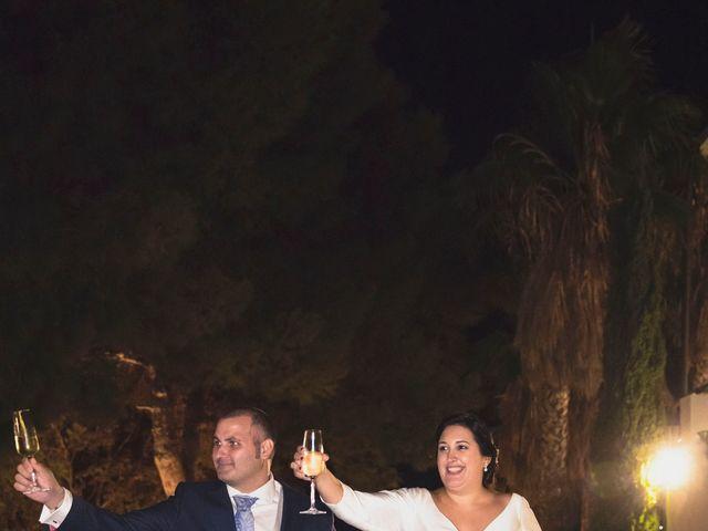 La boda de Cristóbal y Patricia en Cartama, Málaga 48